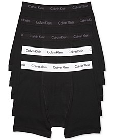 Men's 5-Pack. Cotton Classic Boxer Briefs