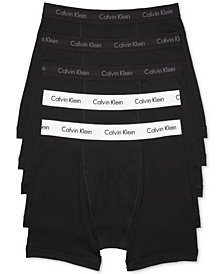 Calvin Klein Men's 5-Pack. Cotton Classic Boxer Briefs
