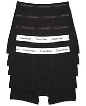 7f3b93b472928 Calvin Klein Men s 5-Pack. Cotton Classic Boxer Briefs