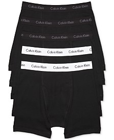 7f80d5646d94 Calvin Klein Men's 5-Pack. Cotton Classic Boxer Briefs