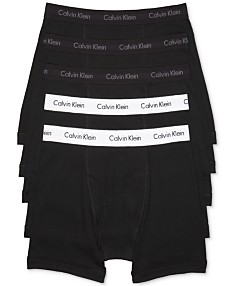 0b117b928a Calvin Klein Men's 5-Pack. Cotton Classic Boxer Briefs