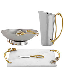 Michael Aram Calla Lily Serveware Collection