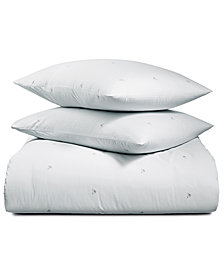 Calvin Klein Parterres 3-Pc. Queen Duvet Cover Set