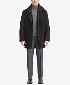 Coleman Wool-Blend Overcoat