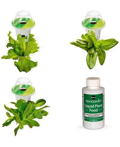 AeroGarden™ Heirloom Salad Green 3-Pod Refill Kit