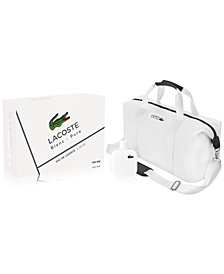 Lacoste Men's 2-Pc. L.12.12 Blanc Gift Set