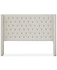 Amelia Queen Headboard, Quick Ship
