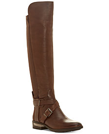 Vince Camuto Paton Wide-Calf Riding Boots