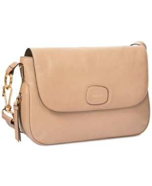 Dkny Small Flap Crossbody,...