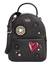 kate spade new york Finer Things Merry Mini Backpack Crossbody