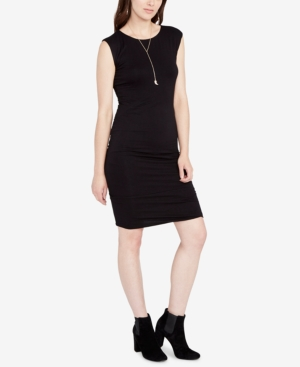 Rachel Rachel Roy  DRAPED BODYCON DRESS, CREATED FOR MACY'S