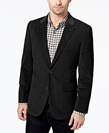 Tommy Hilfiger Men's Slim-Fit Stretch Performance Corduroy Sport Coat