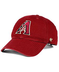 '47 Brand Arizona Diamondbacks On-Field Replica CLEAN UP Cap