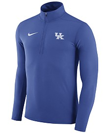 Nike Men's Kentucky Wildcats Element Quarter-Zip Pullover