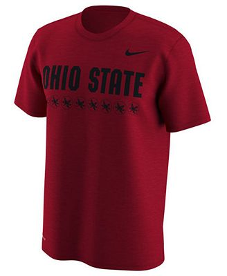 Nike Men's Ohio State Buckeyes Fresh Trainer Hook T-Shirt