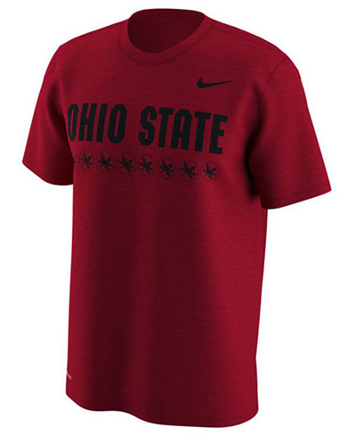 Nike Men's Ohio State Buckeyes Fresh Trainer Hook T-Shirt Pt5GAw