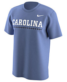 Nike Men's North Carolina Tar Heels Fresh Trainer Hook T-Shirt
