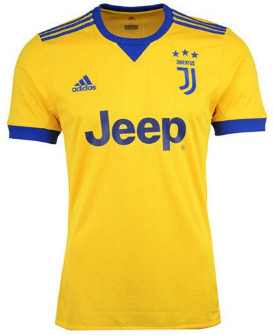 adidas Men's Juventus Club Team Away Jersey