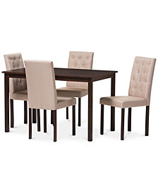 Hynson 5-Pc. Dining Set, Quick Ship