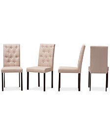 Hynson Dining Chair (Set Of 4), Quick Ship