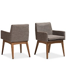 Odele Armchair (Set Of 2), Quick Ship