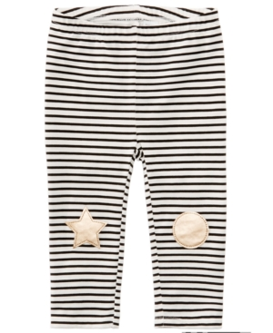 First Impressions Striped Star  Moon Leggings Baby Girls (024 months) Created for Macys