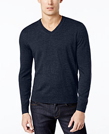 Brooks Brothers Red Fleece Men's Merino Wool Sweater