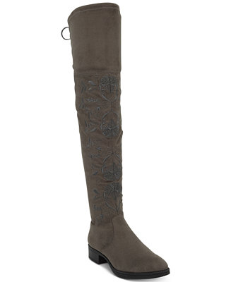 4cf3f7e9501 Circus by Sam Edelman Princeton Over-The-Knee Boots   Reviews - Boots -  Shoes - Macy s