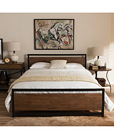 Ethen Bed Collection, Quick Ship