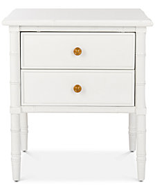 Kirwan 2-Drawer Nightstand, Quick Ship