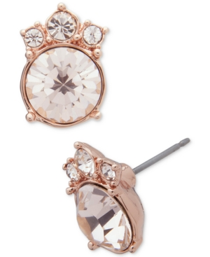 071778948 Givenchy Rose Gold Stud Earrings - HD Image Flower and Rose Xmjunci.Com