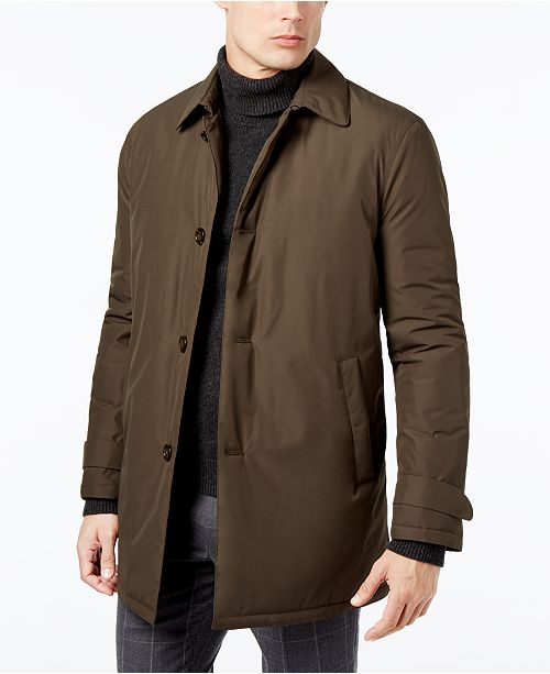 Lauren Ralph Lauren Men's Lerner Lightweight Raincoat