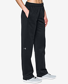 Under Armour Double Threat Armour® Fleece Pants