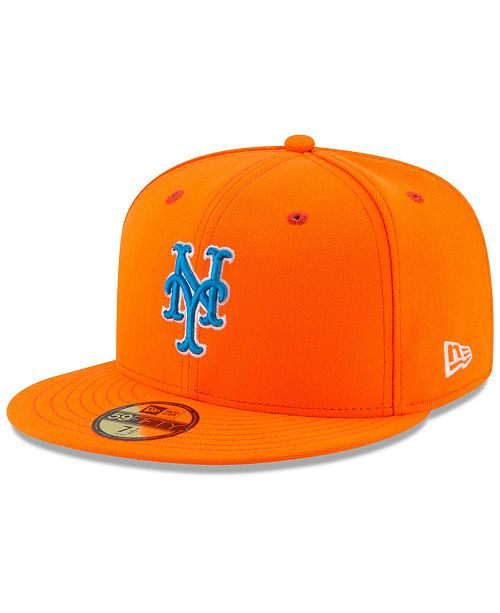 big sale 6a532 309ee New Era Boys  New York Mets Players Weekend 59FIFTY Fitted Cap ...