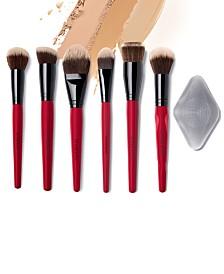 Smashbox Foundation Brush Collection