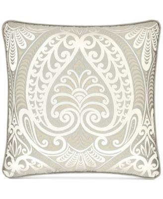 """Le Blanc 18"""" Square Decorative Pillow"""