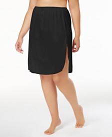 "Vanity Fair Women's ® Plus Sizes ""Daywear Solutions"" 360 Half Slip 11860"