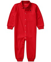 f75938b5404 Coveralls Ralph Lauren Baby Clothes   Polo - Macy s