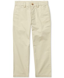 Polo Ralph Lauren Toddler Boys Suffield Pants