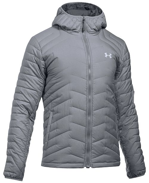 838b6b181 Under Armour ColdGear® Reactor Storm Hooded Jacket & Reviews - Coats ...