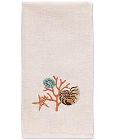 Seaside Vintage Fingertip Towel