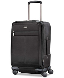"Hartmann Century 20"" Global Expandable Carry-On Spinner Suitcase"