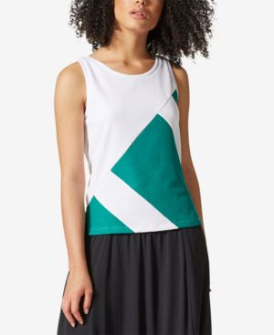 WOMEN'S ORIGINALS EQT TANK, WHITE
