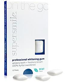 Professional Whitening Gum, 12-Pk.