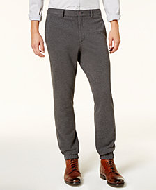 Calvin Klein Men's Slim-Fit Knit Jogger Pants
