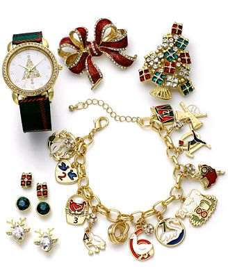 Charter Club Holiday Jewelry & Watch Collection, Created for Macy's