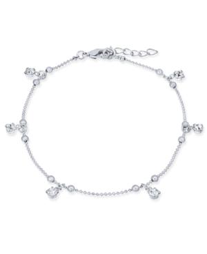 I.n.c. Silver-Tone Crystal...