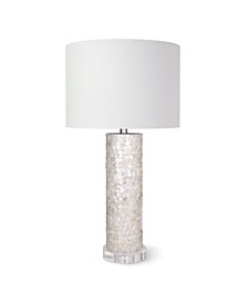 Regina Andrew Scalloped Table Lamp