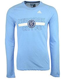 adidas Men's New York City FC 1949 Long Sleeve T-Shirt