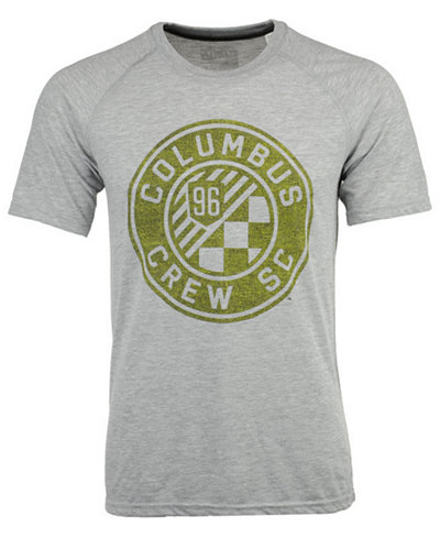 adidas Men's Columbus Crew SC Fabrication T-Shirt